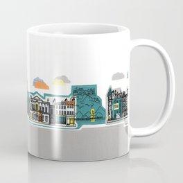 City Streets Coffee Mug