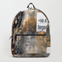 Guatemalan Ruins Backpack