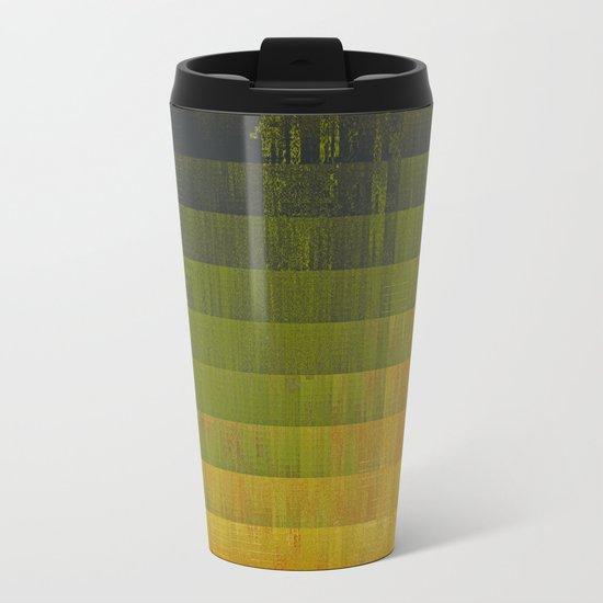 The Greens Metal Travel Mug