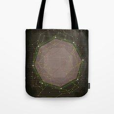 CYBERDOT Tote Bag