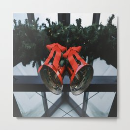The Bells of Christmas Metal Print