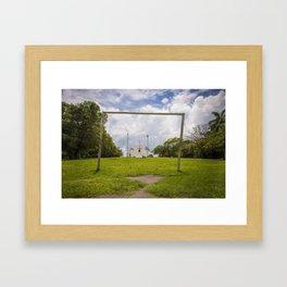 Trancoso Framed Art Print
