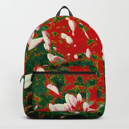 Like Fire In The Forest Backpack