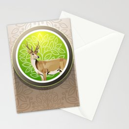 Environment and wild life Stationery Cards