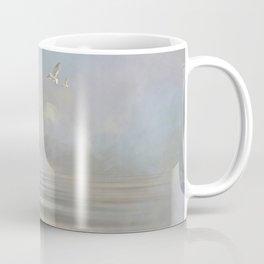 Collecting Sea Shells Coffee Mug