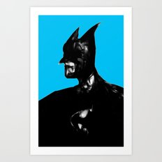 Dark Knight Art Print