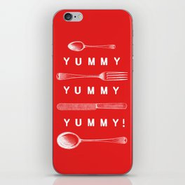 Yummy iPhone Skin