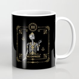 The Empress III Tarot Card Coffee Mug