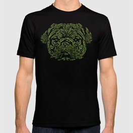 Marijuana of Pug T-shirt