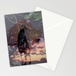 """ Spirit Visit "" Stationery Cards"