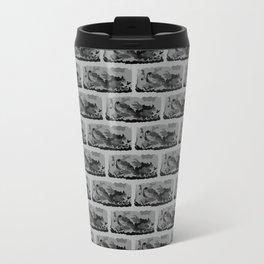 Bricks Metal Travel Mug