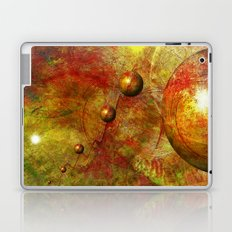 Raising Laptop & iPad Skin