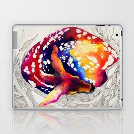 Resting Fawn Laptop & iPad Skin