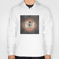 vintage camera Hoodies featuring Camera by Mr & Mrs Quirynen