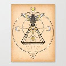 The Mystic Canvas Print