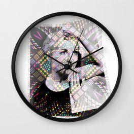 Made_in_Usa Wall Clock
