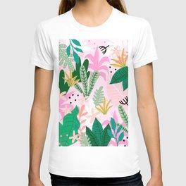 Into the jungle - sunup T-shirt