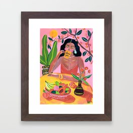Choose you Framed Art Print