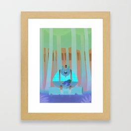 Emma Framed Art Print