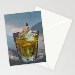 Need a drink Stationery Cards