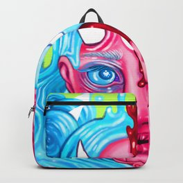 Divided Backpack