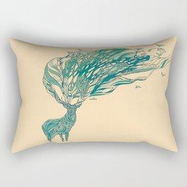 How Good It Feels Rectangular Pillow
