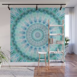 Spiritual purity Wall Mural