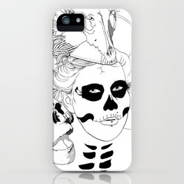 Voodoo Chille  iPhone Case