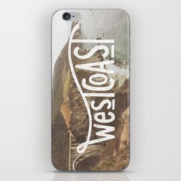 West Coast - BigSur iPhone Skin
