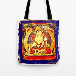 Thanka (1) Tote Bag