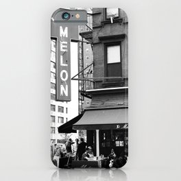 JG Melon, Upper East Side, New York City iPhone Case