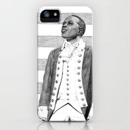 Wait For It iPhone Case