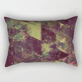 Abstract Geometric Background #29 Rectangular Pillow