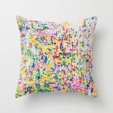 Vida Nueva Throw Pillow