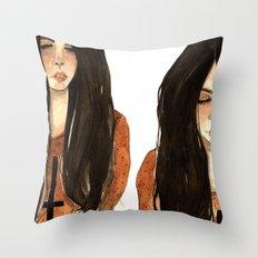 RUBIA Throw Pillow