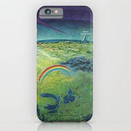 Intergalactic Travel iPhone Case