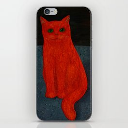 Cat Fries Supplies iPhone Skin