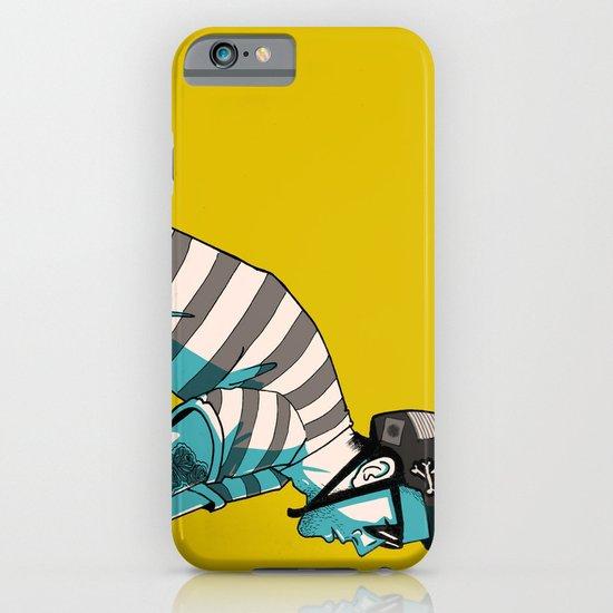 MIKE'S BIKE iPhone & iPod Case