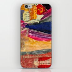Collage Love - Asian Tie iPhone & iPod Skin