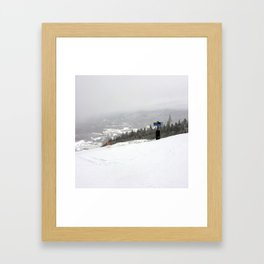 Ovation Killington Framed Art Print