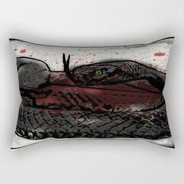 Mamba  Rectangular Pillow