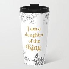 Daughter of the King Travel Mug