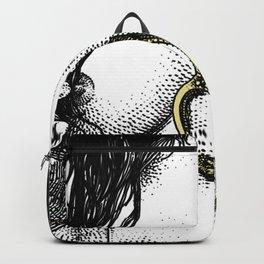 asc 482 - La cage dorée (I miss my golden chain) Backpack