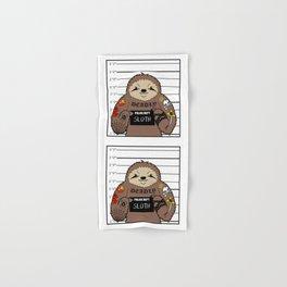 Prison Sloth Hand & Bath Towel