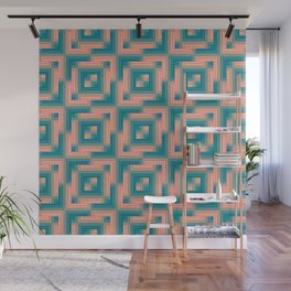 Square One Wall Mural