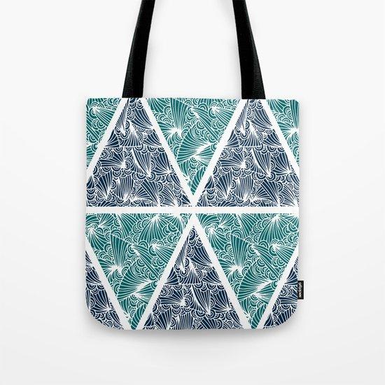 Geometric Paradise Tote Bag