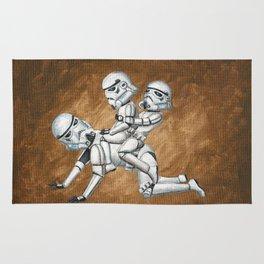 Stormtrooper Horsey Ride Rug