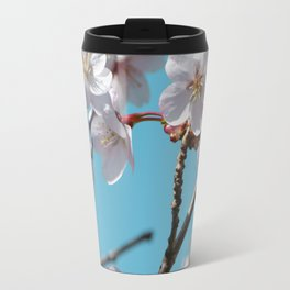 Blossom Floral Travel Mug