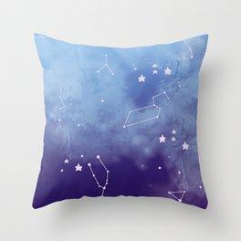 (K)Onstela Throw Pillow