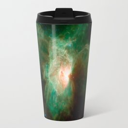 the horse becomes the phoenix | space #04 Travel Mug